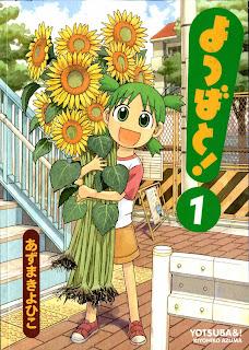 Manga Yotsubato! [Japonés] [MEGA]