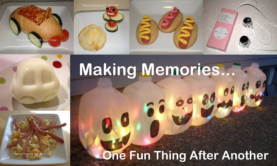 Making Memories ... One Fun Thing After Another