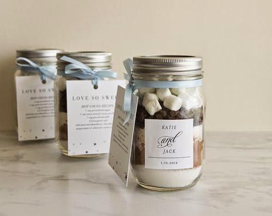 Bodas en invierno 5 ideas para regalar a tus invitados - Regalos de boda originales para invitados ...