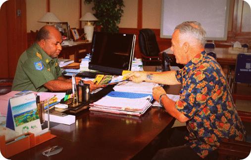 Lukas Enembe Apresiasi Peresmian Museum Papua di Jerman