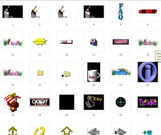 Kumpulan animasi gambar bergerak