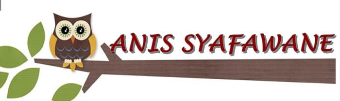 Anis Syafawane ツ