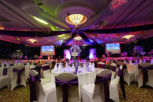 Chào đón tiệc cuối năm ấn tượng cùng khách sạn Sheraton Saigon