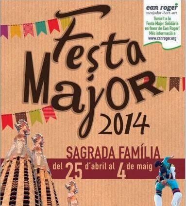 Festa Major Sagrada Familia 2014