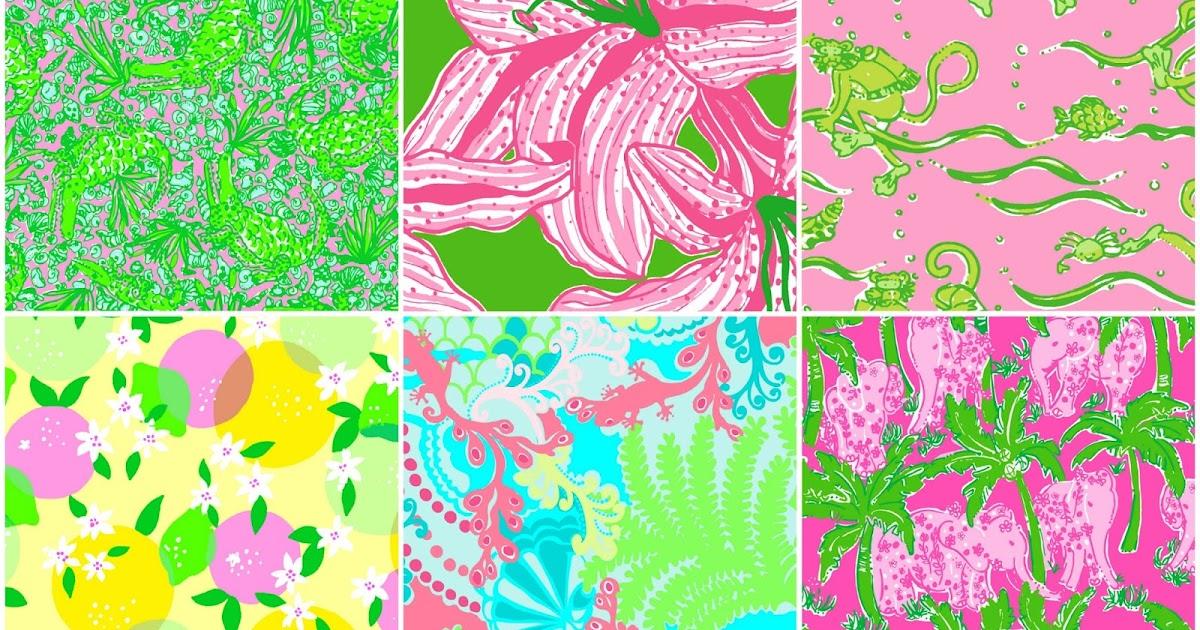 sweet tea jubilee  most popular lilly pulitzer prints