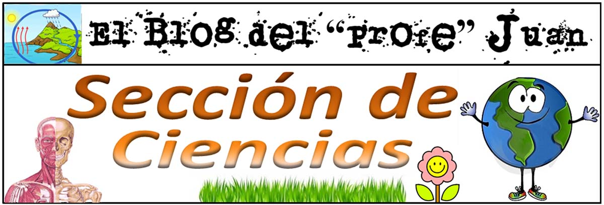 """El Blog del """"Profe"""" Juan (Ciencias)"""