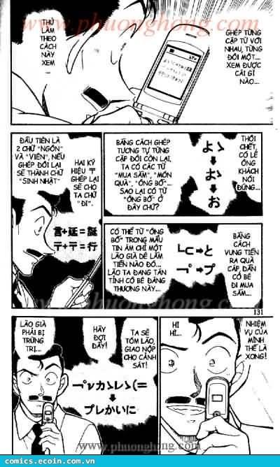 Detective Conan - Thám Tử Lừng Danh Conan chap 529 page 9 - IZTruyenTranh.com