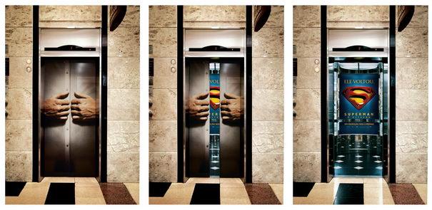10 Creative Elevator Advertisements
