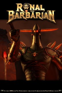 Ronal the Barbarian (2011) BluRay 720p 550MB