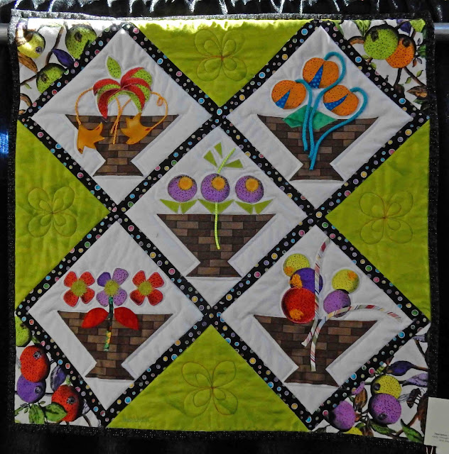 Quilting Guild Challenges Here are just a...