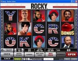 Imagine cu Jocul Rpcky