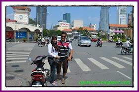 HO CHI MINH VIETNAM - oct 2012