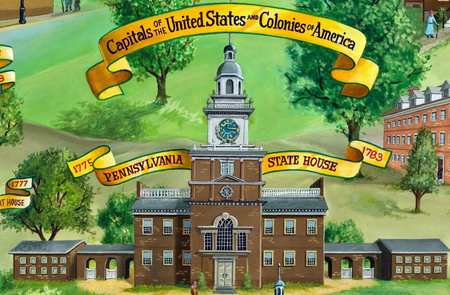 United States Capitols