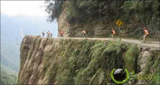 El Camino de la Muerte - Bolivia