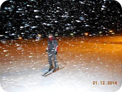 Daca este iarna, este schi la Straja