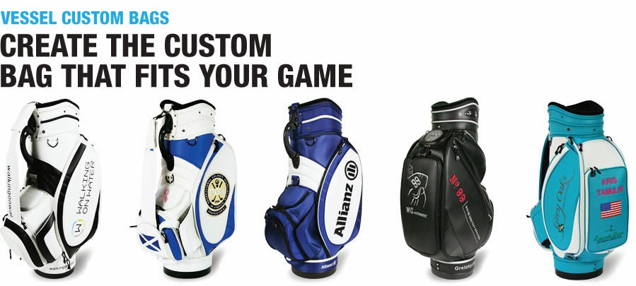 Vessel Golf Bags Funds One World Vision Promise Pack For Every Custom Bag Sold