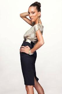 Salome Khomeriki,miss universe 2012 contestant