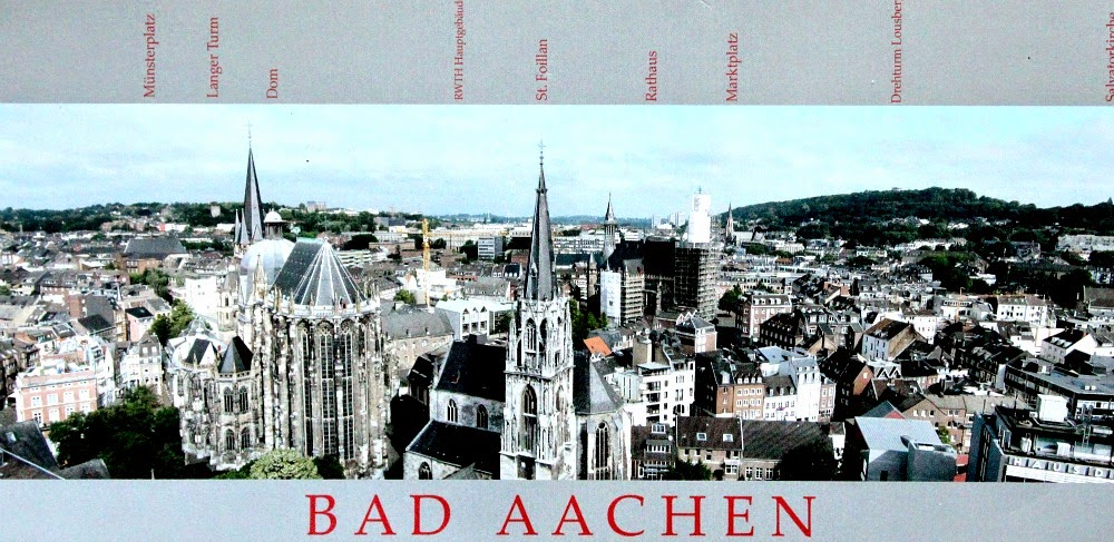Akwizgran miasto w Niemczech