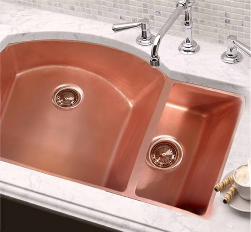 Copper Sinks Design that You Can Use for Remodeling Your Kitchens ...