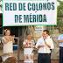 Red de Colonos de Mérida recibió a Mauricio Vila