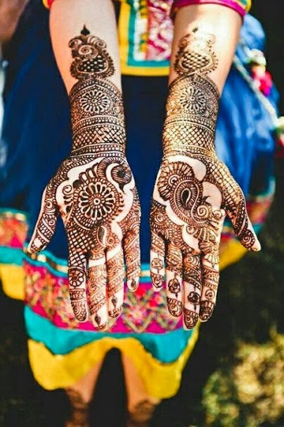 Mehndi Photography Tumblr : Beautiful latest simple arabic pakistani indian bridal