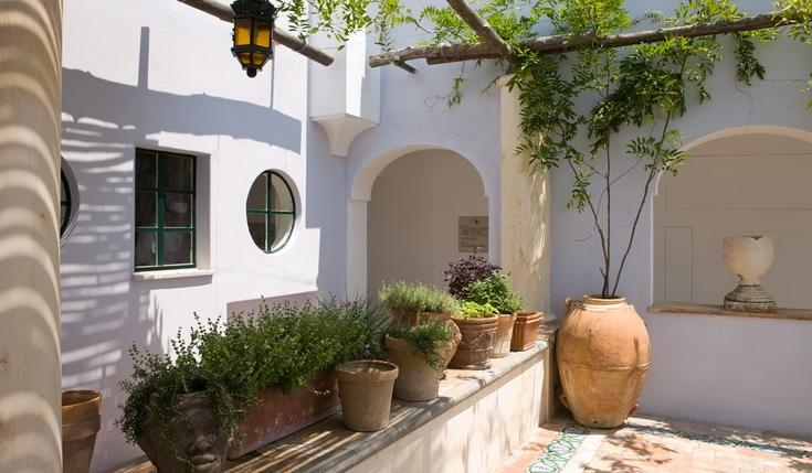 estilo rustico nuevos patios rusticos