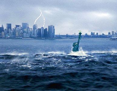 New York bajo agua