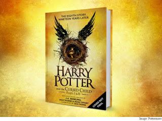 8º libro de HARRY POTTER