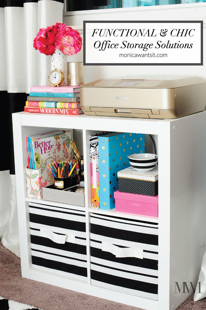 Delightful Better Homes And Gardens Craft Ideas Part - 7: Functional, Chic And Affordable Storage Solutions From The Better Homes U0026  Gardens Collection At Walmart