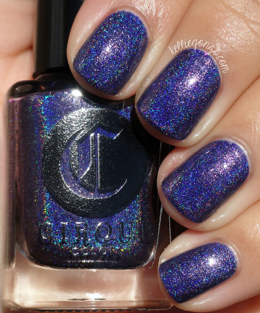 Cirque Colors - Fascination Street // kelliegonzo.com