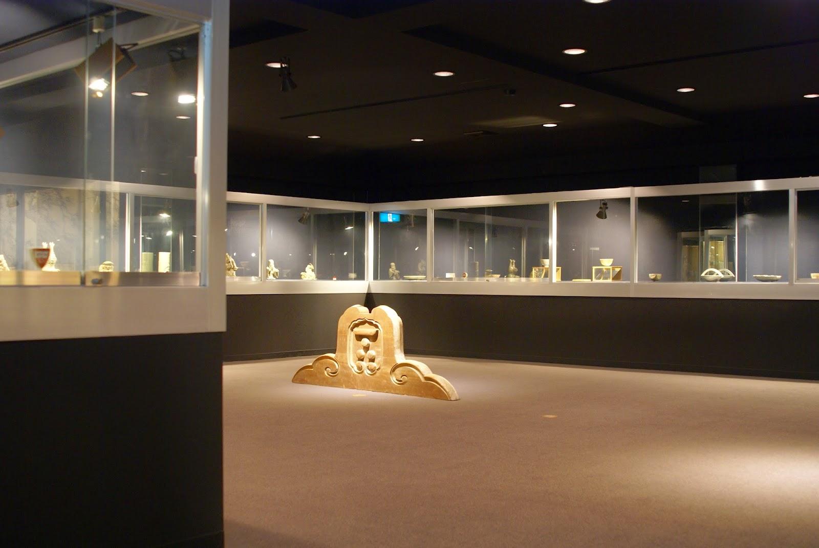 Hagi-Yaki stoneware museum