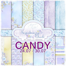 Candy u Magicznej Kartki