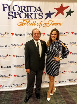 John Reger Golf and Florida Sports Hall of Fame