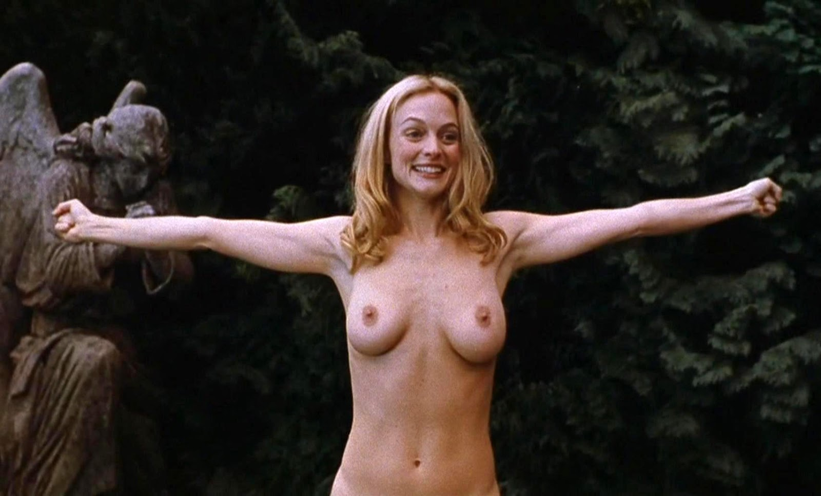 Heather Graham Naked In The Hangover 54