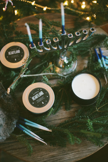 Lady Antebellum Heartland: Holiday Charity Candle Collection