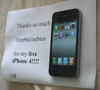 iPhone gratis