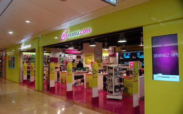 Onde comprar máquinas fotográficas em Paris