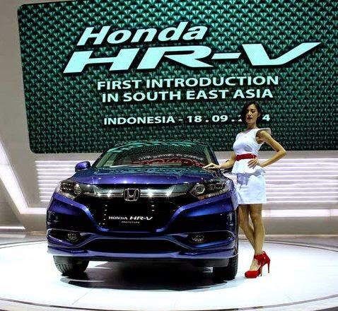SPG Honda HR-V IIMS 2014