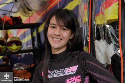Profil Raya Kitty dan Sabrina Sameh Dua Pembalap Cantik Kini Jadi Bintang Sinetron