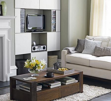 Decora el hogar decoraci n de modernos salones - Salones muy modernos ...