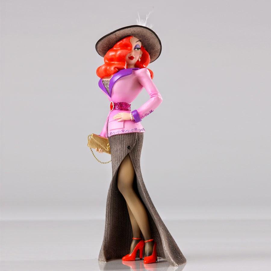 Estátua Jessica Rabbit Haute Couture