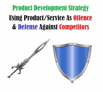 Product development strategy using product service as for Product development services