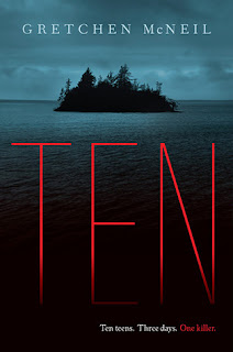 Teaser Tuesday – #1: Ten by Gretchen McNeil