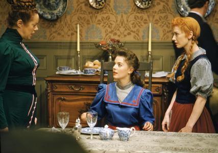 HEIDI (1955), con Elsa Lanchester y Jeannie Carson