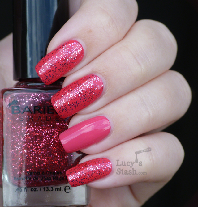 Lucy's Stash - Barielle Cherry Blossom Sparkler over Life Of The Party
