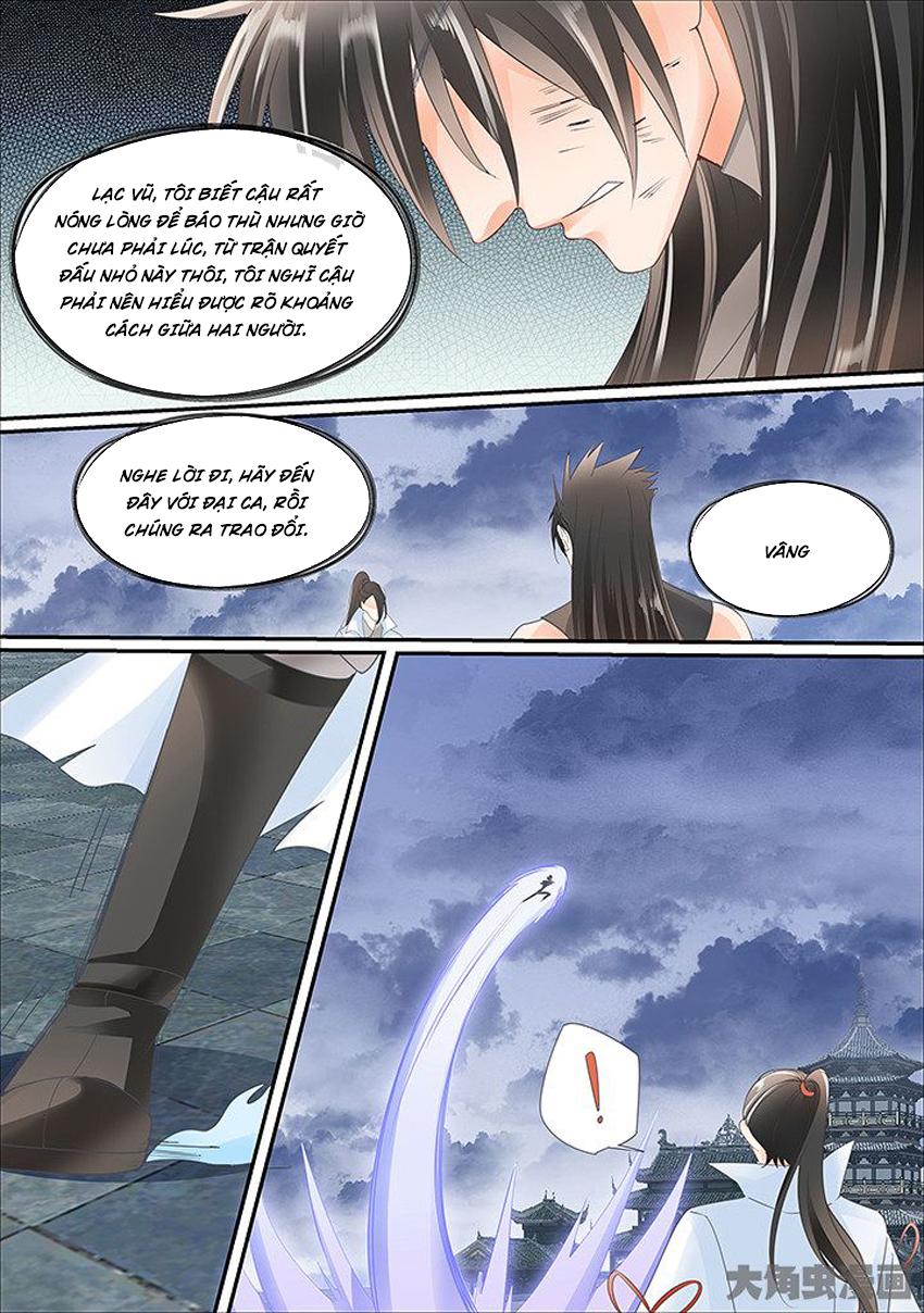 Tinh Thần Biến Chap 442 - Trang 8