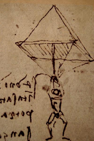 Да Винчи Леонардо, картина