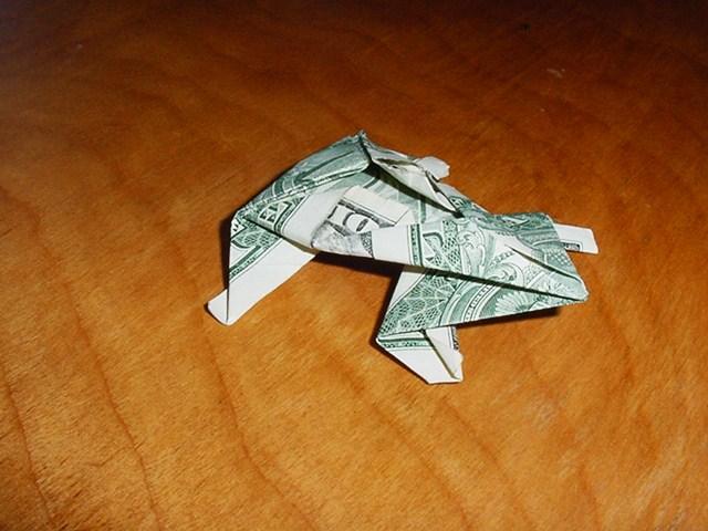 Thealliancetrader Design Blog Dollar Bill Origami