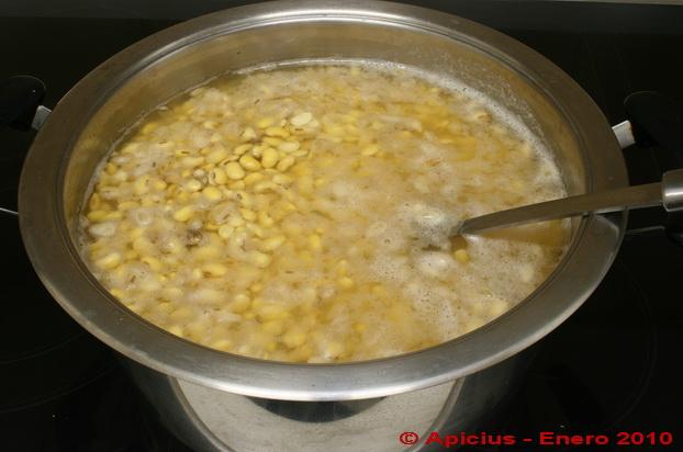 Leche de soja y tofu fabricaci n casera la cocina paso - Como se cocina el tofu ...