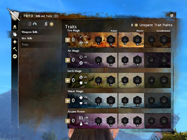 Guild Wars 2: GW2: Атрибутика